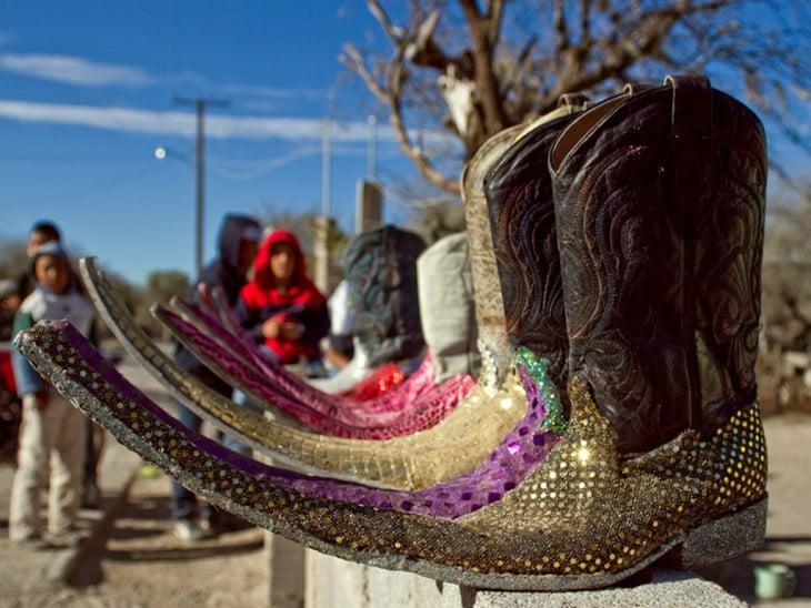 Botas de tribal