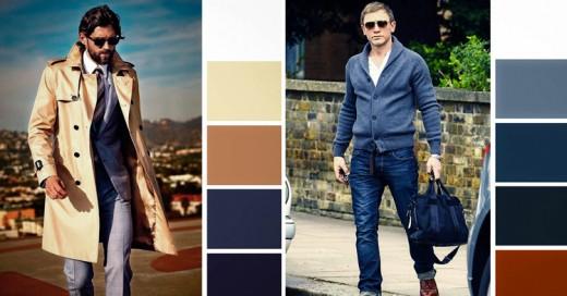 Las 18 mejores Combinaciones de colores de tu Ropa para cada ocasión