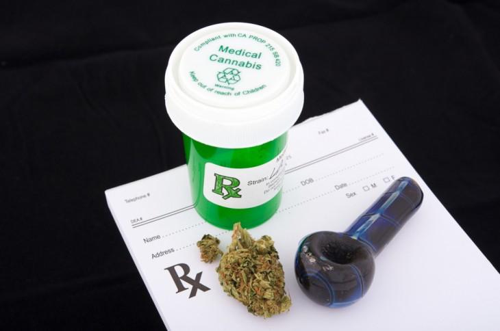 Medicamento a base de marihuana
