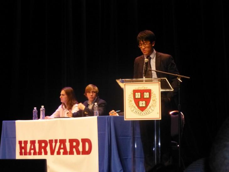 Equipo de debate de Harvard
