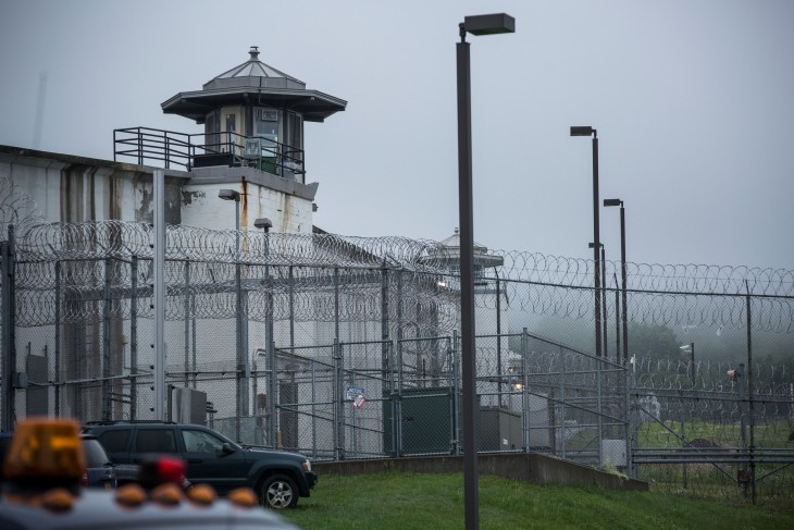 Prisión en Nueva York