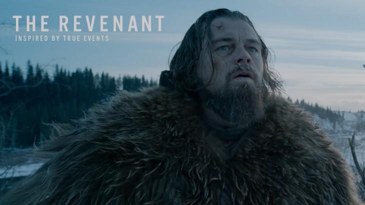 Leonardo Di Caprio con barba