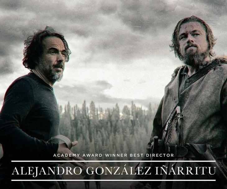 Alejandro y Leonardo en filmación