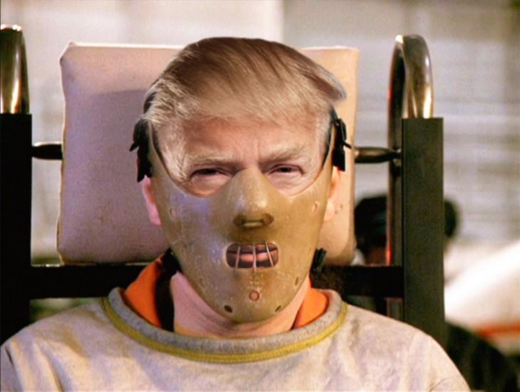 Donald Trump Lecter