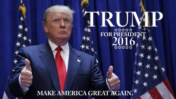 Donald Trump en campaña presidencial