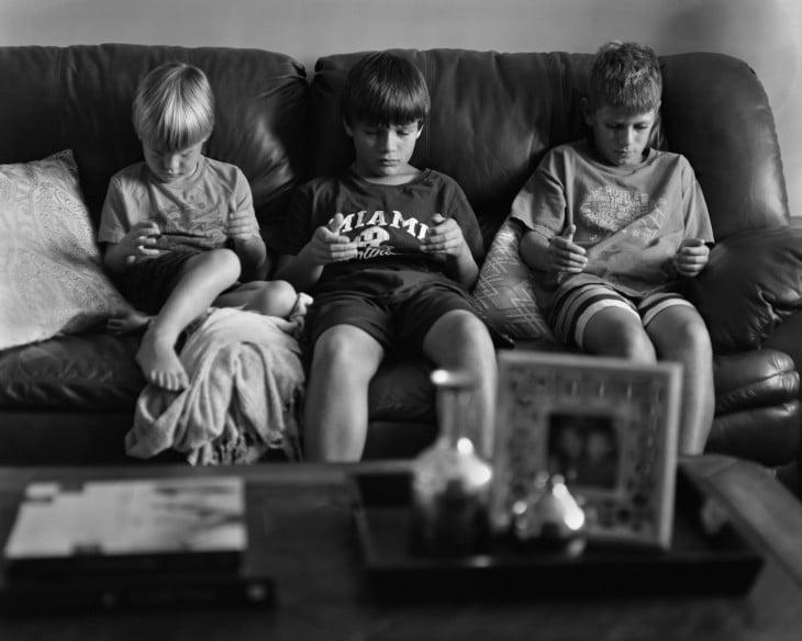 niños sin tecnologia erick pickersgill