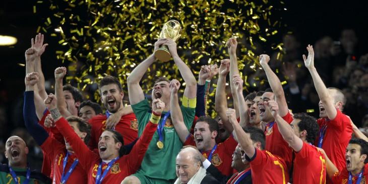 españa campeon del mundo en sudafrica 2010