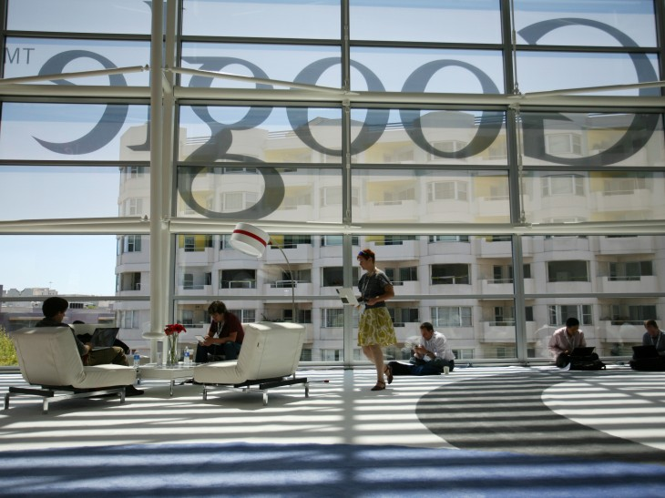 Venatana en Google San Francisco