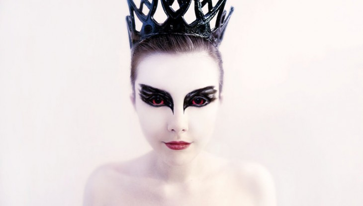 helen stifler cosplay de el cisne negro
