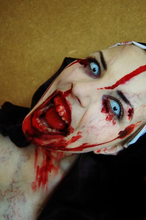 zombie cosplay de helen stifler