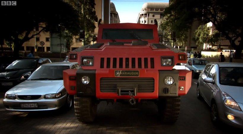Marauder Armored Car For Sale