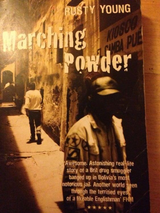 Portada de Marching Powder