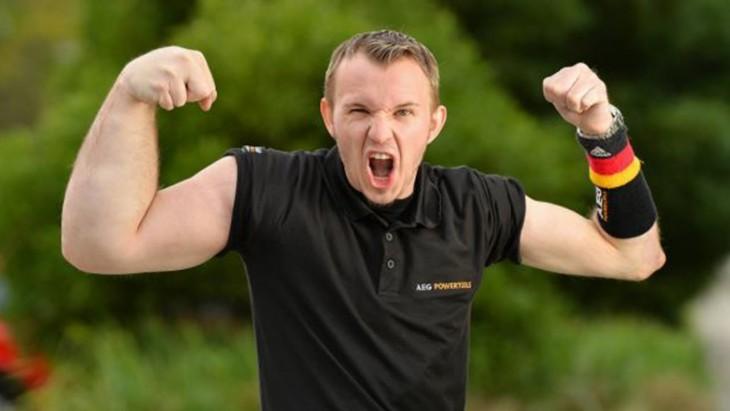Matthias Sxchlitte campeón de vencidas