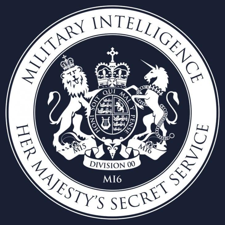 Logo del MI6