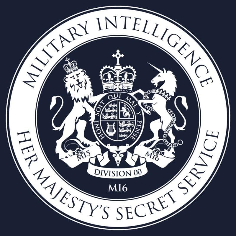 mi6 james bond logo www imgkid com the image kid has it military logo sweatshirts military logo clothing