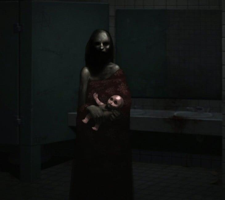 novia muerta con bebe no nacido