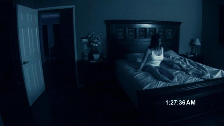Actividad Paranormal