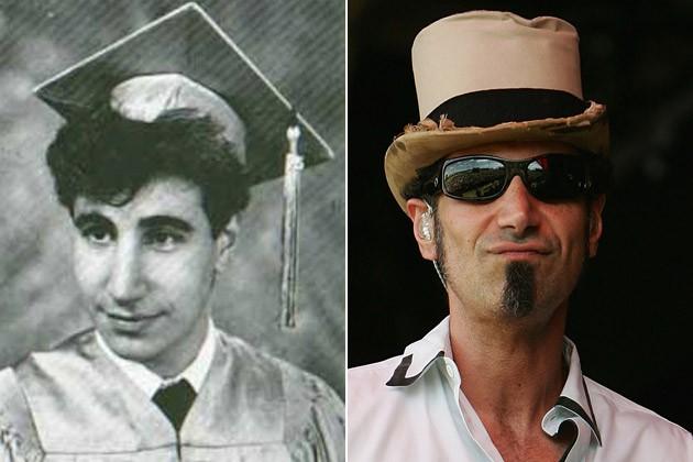 Serj Tankian graduado