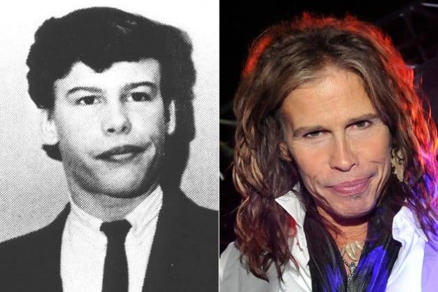 Steven Tayler antes y después