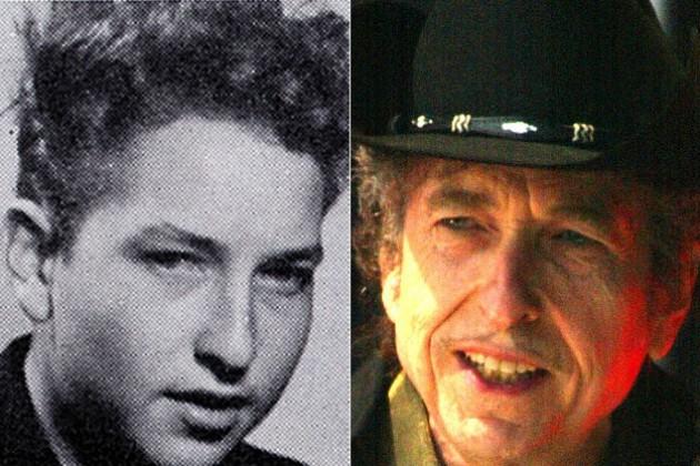 Bob Dylan antes y después