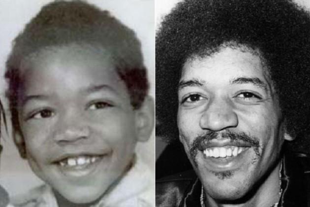Hendrix joven