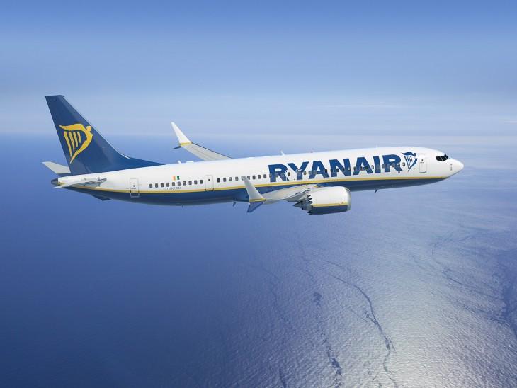Avión de Ryan Air