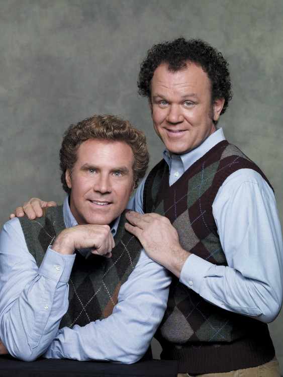 will ferrel john c reiley step brothers