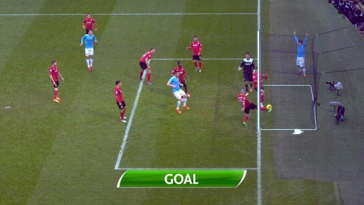 tecnología en el futbol