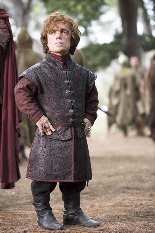 Escena de Game of Thrones con Lannister