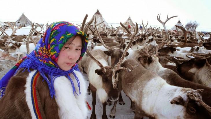 Tribu Yakuto en Turquía