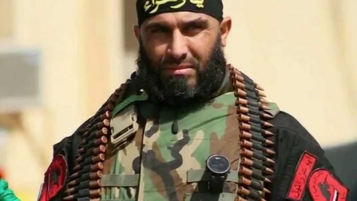 miliciano Abu Azrael