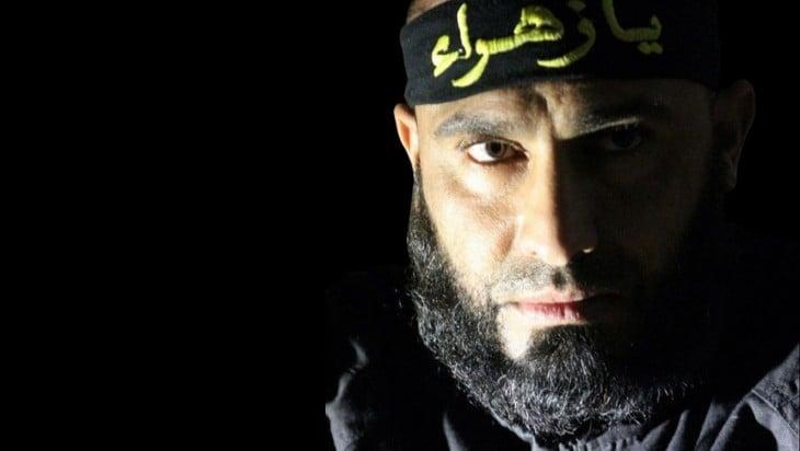 Abu Azrael el rambo real