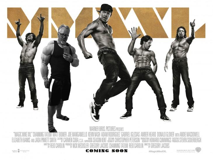 Photoshop de Adam Savage poster de película
