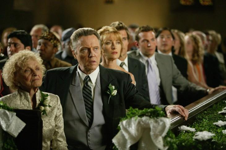 escena de la película Los caza novias