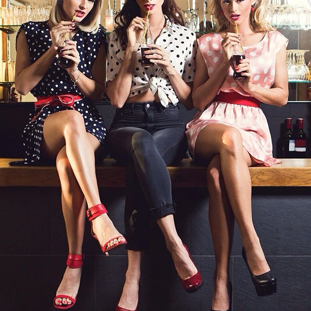 Quienes estan mejores? Las Kardashian o estas 3 Hermanas?