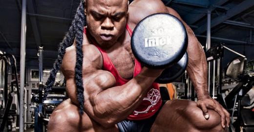 13 Ejercicios para conseguir Bíceps más fuertes