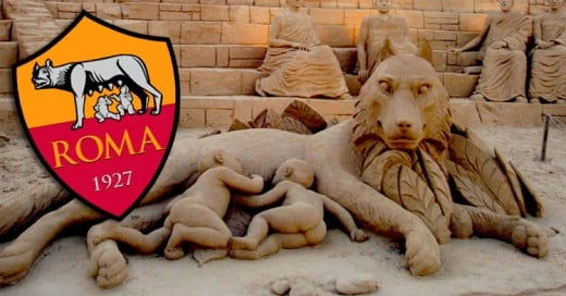 Personajes mitológicos en los escudos de los equipos del futbol mundial