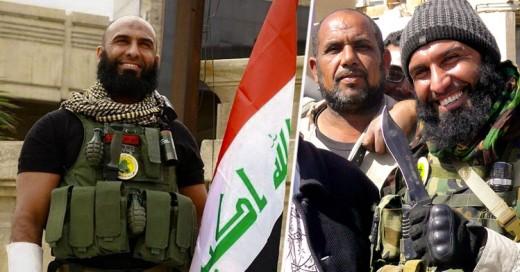 Él es el Rambo de la Vida Real, un Soldado Chií que ha Matado a 1500 Soldados del ISIS