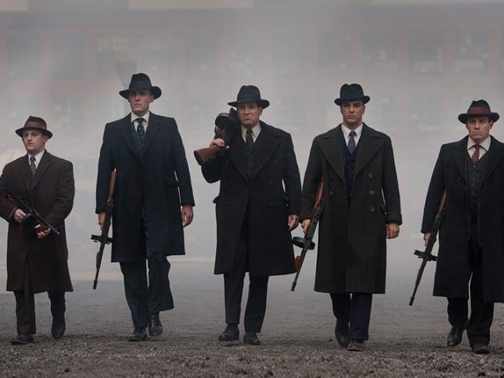 mafia italiana de new york