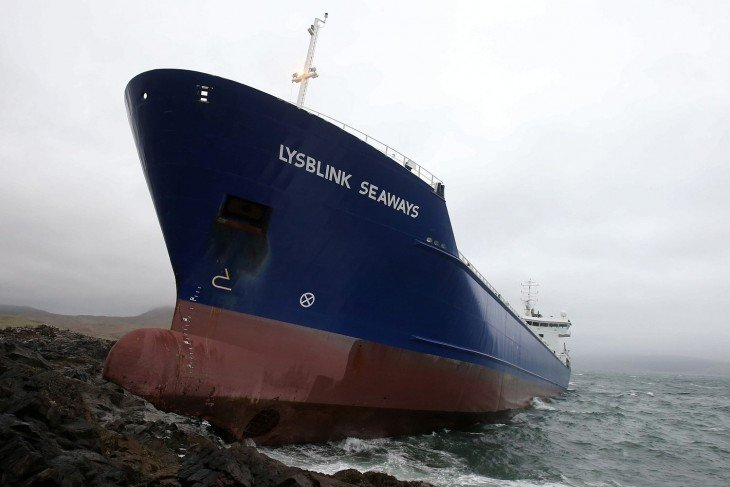 buque de lysblink seaways