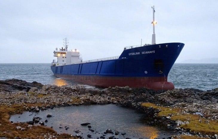 buque de lysblink seaways