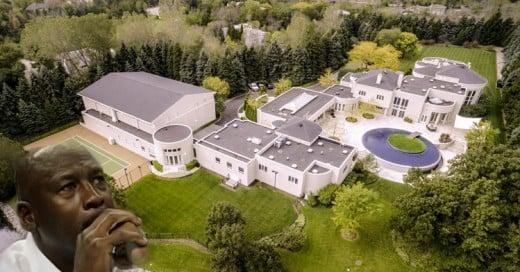 Michael Jordan no puede vender su mansión de 15 millones de dólares