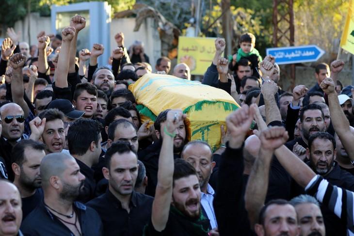 funeral de Adel Termos