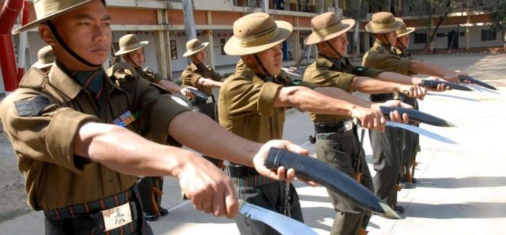 ejército Gurkha