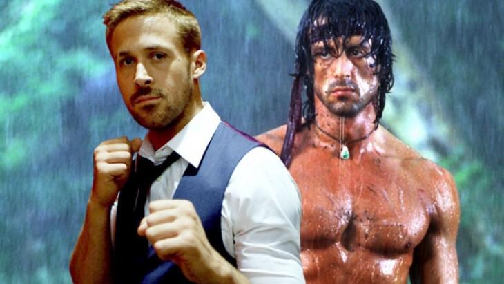 Ryan Gosling y Rambo