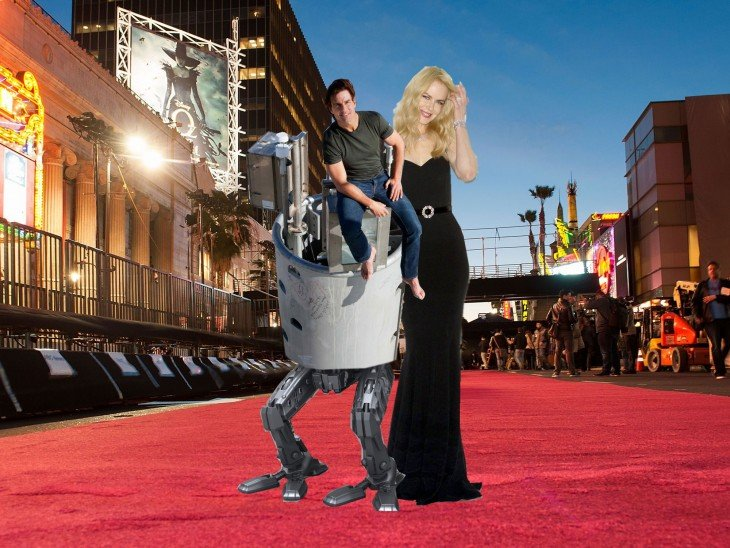 photoshop Tom Cruise nicole kidman