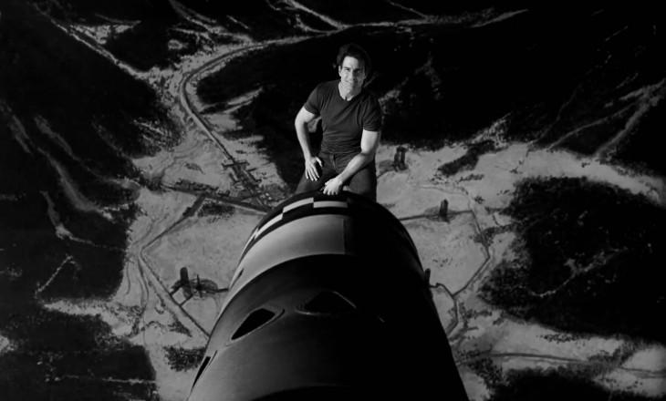 photoshop Tom Cruise bomba atómica