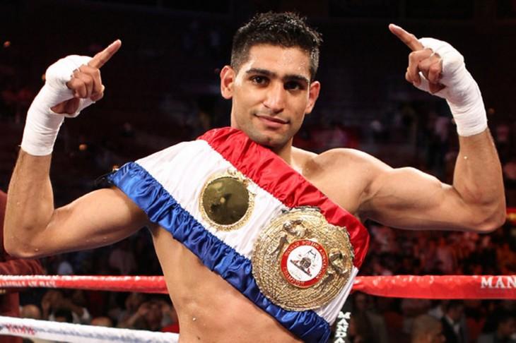 amir khan boxeador campeón