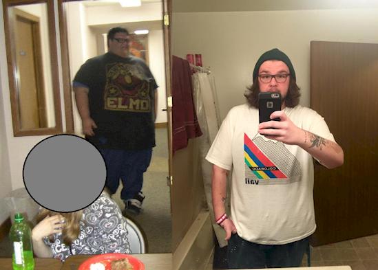 Fotos antes y después