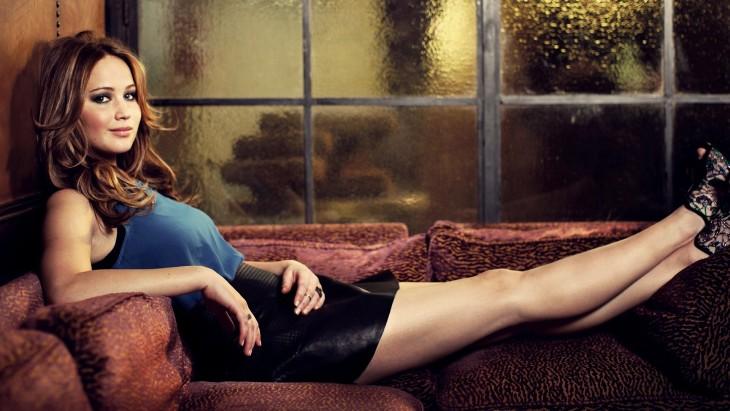 Jennifer Lawrence en foto sexy